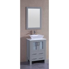 AGR124 Bathroom Vanity Collection by Bosconi