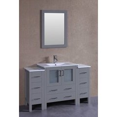 AGR130 Bathroom Vanity Collection by Bosconi