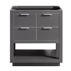"30"" Allie Single Vanity - Twilight Gray"