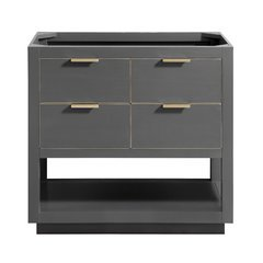"36"" Allie Single Vanity - Twilight Gray"