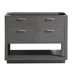 "42"" Allie Single Vanity - Twilight Gray"