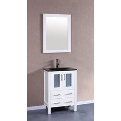 AW124 Bathroom Vanity Collection by Bosconi