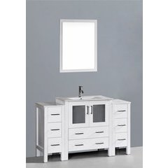AW130 Bathroom Vanity Collection by Bosconi