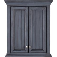 27 Inches Brantley Wall Cabinet - Harbor Blue