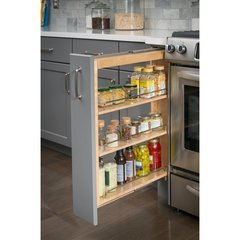 6 x 23 x 30 Inch Base Cabinet Filler Pullout