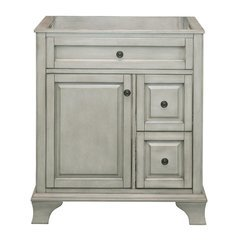30 Inches Free Standing Corsicana Vanity - Antique Grey