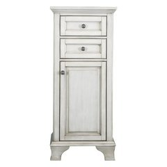 22 Inches Corsicana Floor Cabinet - Antique White