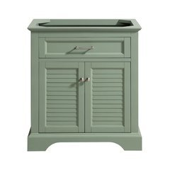 30 Inch Colton Vanity Only - Basil Green