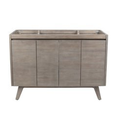 48 Inch Coventry Vanity Only - Gray Teak
