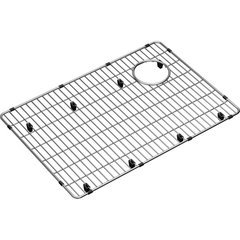 "Crosstown 22-1/2"" x 15-1/2"" x 1-1/4"" Bottom Grid - Polished Stainless Steel"