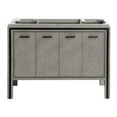 "43"" Dexter Single Vanity - Rustic Gray"