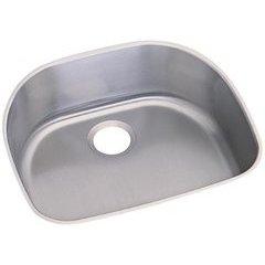 Dayton 22 Single Bowl Undermount Sink - Radiant Satin