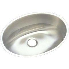 Asana 14 Single Bowl Undermount Bathroom Sink - Lustrous Satin