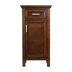 21.65 Inches Georgette Floor Cabinet - Walnut