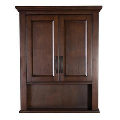 29.75 Inches Georgette Wall Cabinet - Walnut