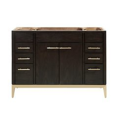 "48"" Hepburn Single Vanity - Dark Charcolate"