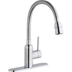 Pursuit Transitional Laundry/Utility Faucet - Chrome