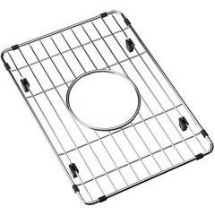 10-7/16 Inch x 14-9/16 Inch x 1-5/16 Inch Bottom Grid - Lustrous Steel