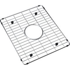 16-3/4 Inch x 14-9/16 Inch x 1-5/16 Inch Bottom Grid - Lustrous Steel