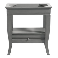 "30"" Milano Single Vanity - Light Charcoal"