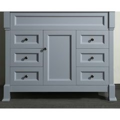 "43"" SB278 Single Vanity Cabinet Only-Gray"