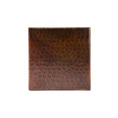 6 x 6 Inch Copper Tile