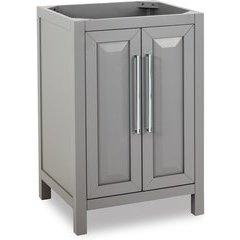 """24"""" Cade Contempo Gray Solid wood Vanity"""