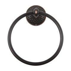 Mandalay Towel Ring Venetian Bronze
