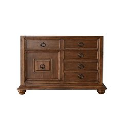 "48"" Mykonos Single Cabinet only w/o Top - Cinammon"