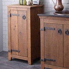 "19"" Americana Floor Cabinet - Chestnut"