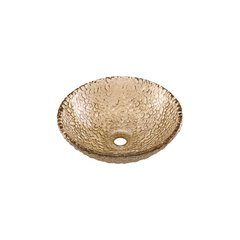 "16"" Diameter Vessel/Above Counter Bathroom Sink - Fawn"