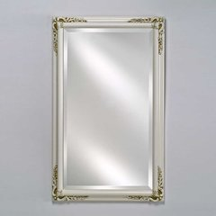 "Estate 16"" Mirror - Antique White"