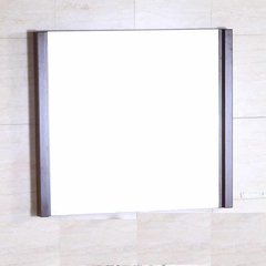 "25"" x 29"" Wall Mount Mirror - Wenge"