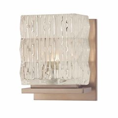 Torrington 1 Light Bathroom Sconce - Brushed Bronze