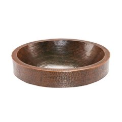 "15"" x 18"" Vessel/Above Counter Sink - Oil Rubbed Bronze"