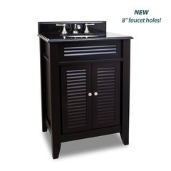 "26"" Lindley Single Sink Vanity - Espresso"