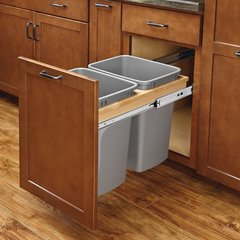 Double Trash Pullout 27 Quart with Soft-Close