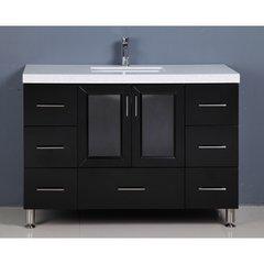 "48"" Westfield Single Sink Vanity - Espresso"