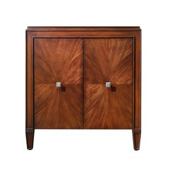 "31"" Brentwood Cabinet Only w/ Top - New Walnut"