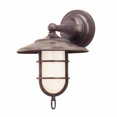 Rockford 1 Light Bathroom Sconce - Old Bronze