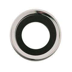 Decorative Mounting Ring - Polished Nickel