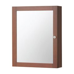 "19"" Columbia Mirrored Medicine Cabinet - Cherry"