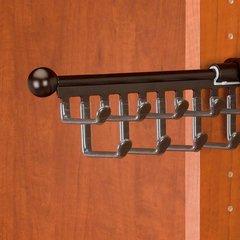 Tie/Scarf 12 inch Organizer Oil Rubbed Bronze