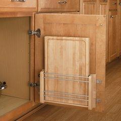 Door Mount Cutting Board 15 inch Wood