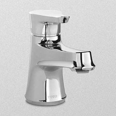 Wyeth One Handle Single Hole Bathroom Faucet-Polished Nick