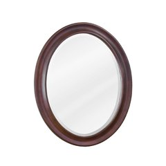 "23-3/4"" x 31-1/2"" Wall Mount Mirror - Nutmeg"