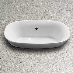"""19"""" x 15"""" Maris Above Counter Bathroom Sink -Sedona Beige"""