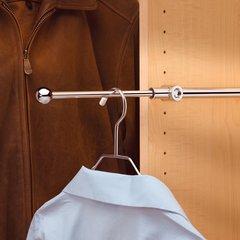 """Designer Series 12"""" Valet Rod Chrome"""