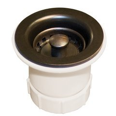 "2"" Round Jr. Strainer - Oil Rubbed Bronze"