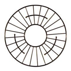 "11"" Round Kitchen Sink Grid - Mocha <small>(#GR951-M)</small>"
